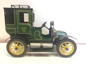 Réplique de G. Carette - Taxamètre original Welti-furrer d'automobiles historiques
