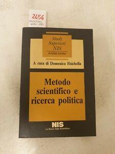 Studi superiori nis metodo scientifico e ricerca politica