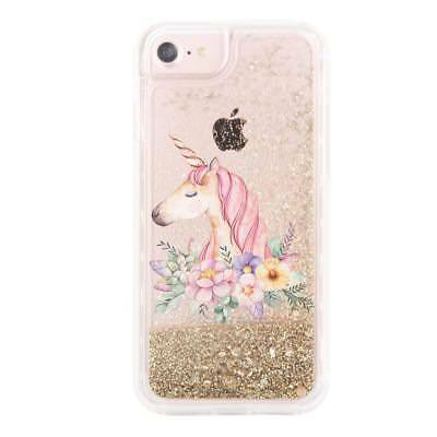 Glitter 100% Unicorn case Iphone 7