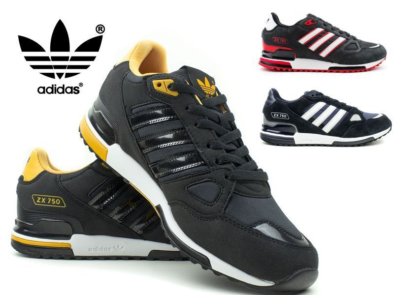 ADIDAS ZX750 Casual Shoes Trainers Men Sneaker