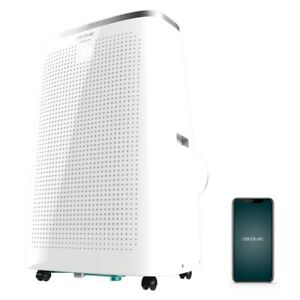 Cecotec Force Clima 12750 Cold&Warm Connected Tragbare Klimaanlage mit 12000