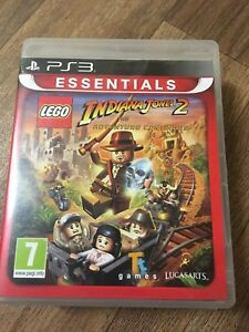LEGO-Indiana-Jones-2-The-Adventure-Continues-Sony-PlayStation-3-2009