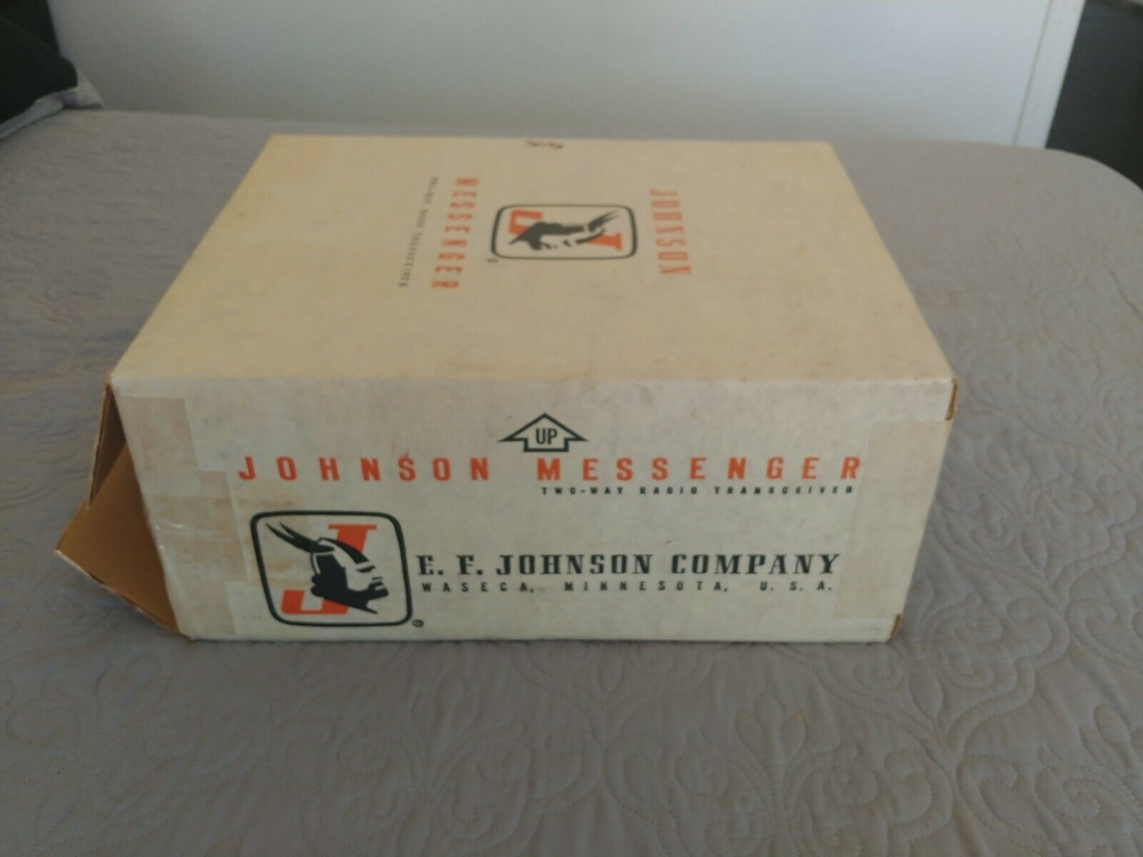 E.F Johnson Messenger 223 CB radio NEW IN BOX!!!. Available Now for 500.00