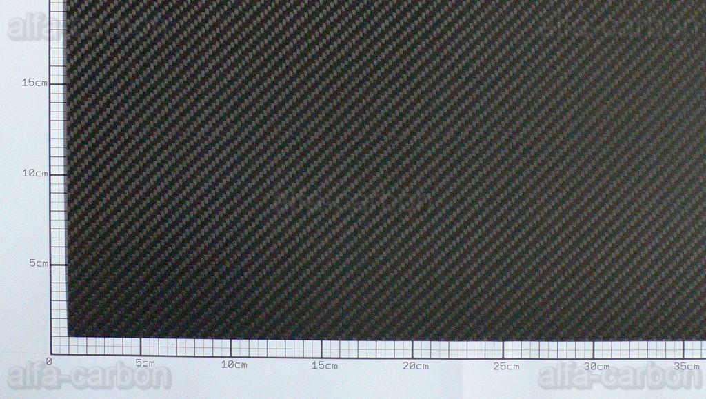 2mm Carbon Platte Kohlefaser CFK Platte ca. 350mm x 300mm