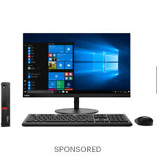Lenovo ThinkCentre M920 Tiny, (2.30 GHz, 3.90 GHz with Turbo Boost, 6 Cores, 6