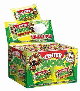 1-00-100g-Center-Shock-Jungle-Mix-100x4g-Saurer-Kaugummi-mit-Fuellung