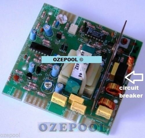 CLEARWATER PCB 130 140 170 190 200 270B C LS BH TS genuino, C SERIES Interruptor de circulación