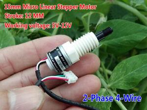 LC1574W-04-Linear-Stepper-Motor-Haydon-Actuator-2-Phase-4-Wire-DC-6V-12V-18deg