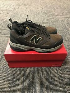 9d8048ccdd5fa Details about New Balance Steel Toe 627v2 Shoe - Men's Training SKU  MID627O2 Size 10 D