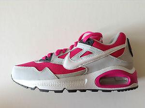 Dettagli su GIRL'SJUNIOR'S Nike Air Max Skyline Scarpe da ginnasticaScarpe Da Ginnastica UK 3.5 4.5 ROSA NUOVA mostra il titolo originale