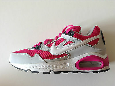 De Niño / Junior Nike Air Max Skyline trainers/sneakers-Reino Unido 3.5-4.5-Rosa-Nuevo