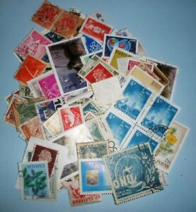 assorted world stamps bulk lot of 200 used stamps ebay