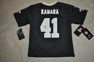 682e917285e Image is loading Nike-Alvin-Kamara-New-Orleans-Saints-Preschool-Player-