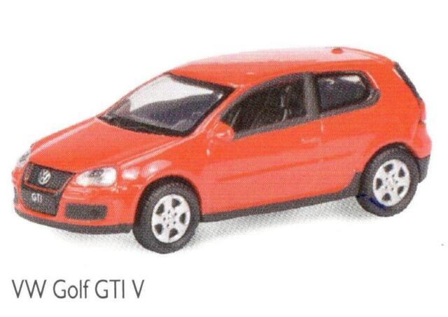 HO - Schuco - ref.452800600 - Volkswagen Golf GTI rojo