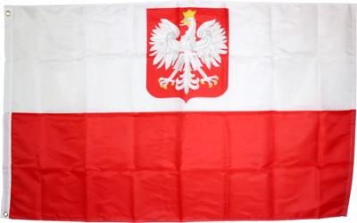 2x3 Poland Eagle Polish Old Polska Flag 2/'x3/' House Banner Brass Grommets