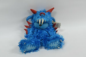 Scraggy The Monster Bear - Beanie Kids Monsters Series 3 Limited Edition