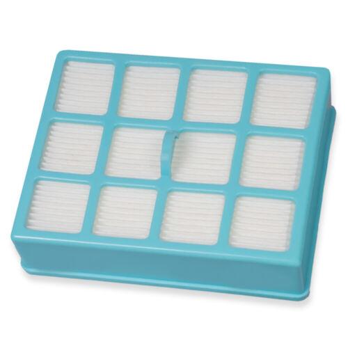 1-2 Hepa Filter Hygiene Filter passend für Philips EasyLife FC 8130