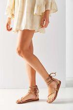Jeffrey Campbell Adios Gladiator Sandals Size 6 MSRP: $110 Women New