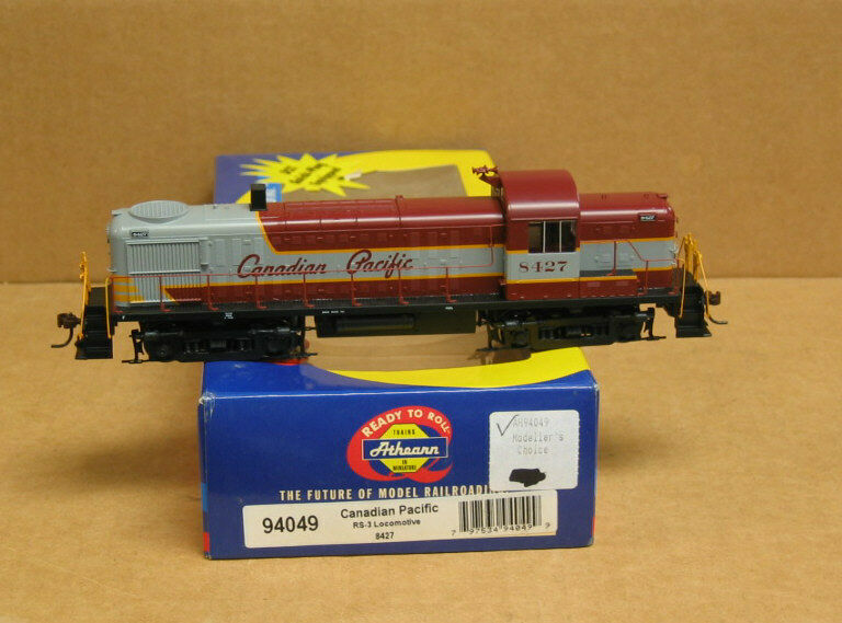 Athearn 94049 HO Canadian Pacific RS3