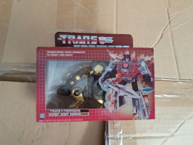 Transformers Wst dinobot snarl