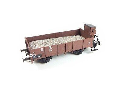 für offenen Güterwagen Halle von 0 Scale Ladegut Spur 0 Schwellennägel