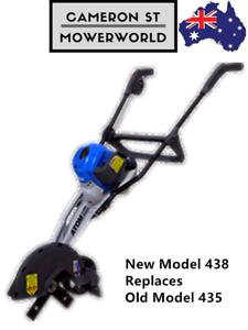 ATOM-Edger-438-Replaces-435-Green-2-Stroke-Domestic-Lawn-Edger-New-Model