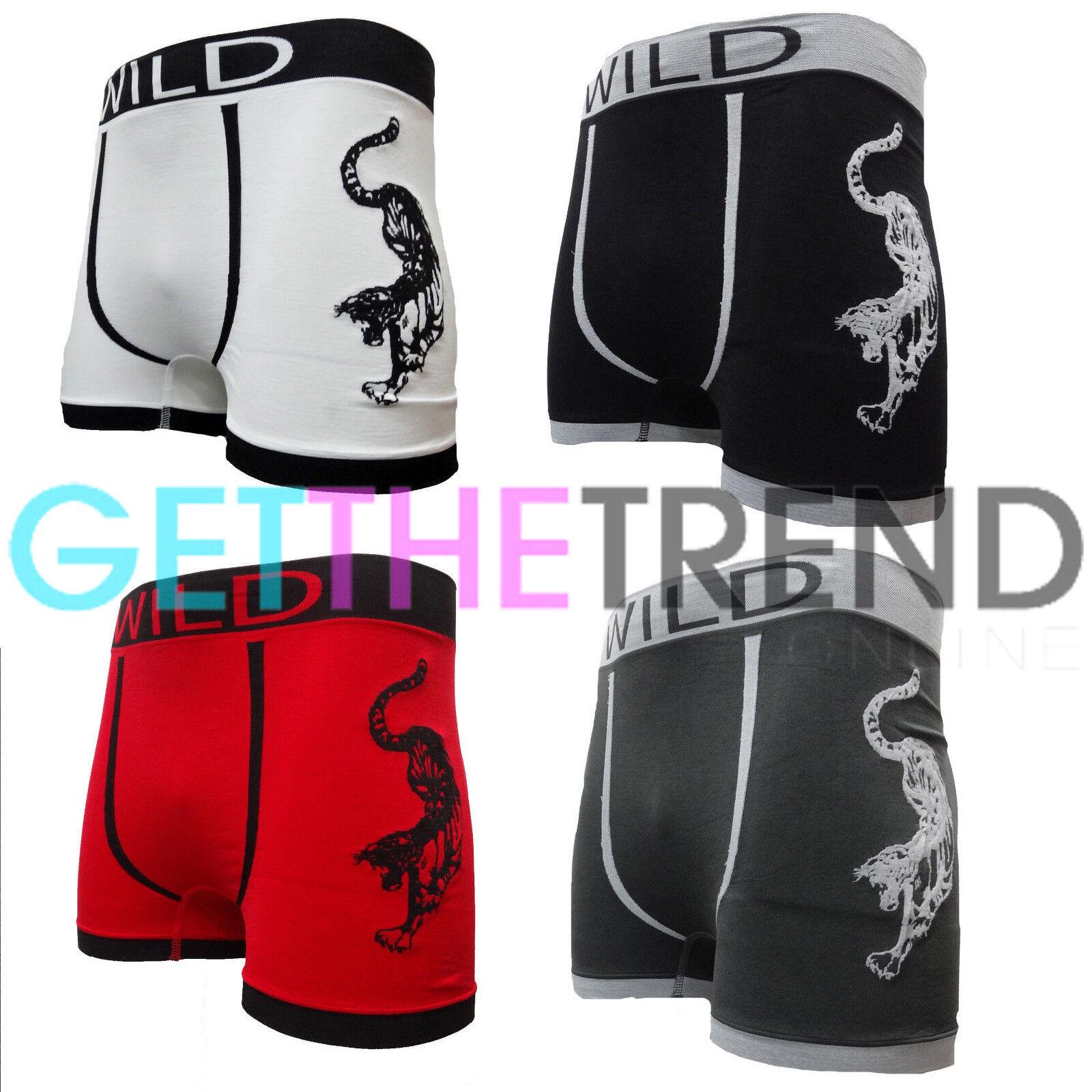 3 Pairs Mens Georgio Peviani Classic Boxer Shorts Trunks Briefs Adults Underwear