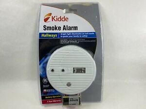 Smoke Detectors & Fire Alarms Model 9080k Kidde Smoke Detector ...