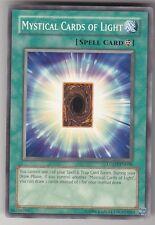 YU-GI-OH Mystical Cards of Light Common english LODT Mystische Karten des Lichts