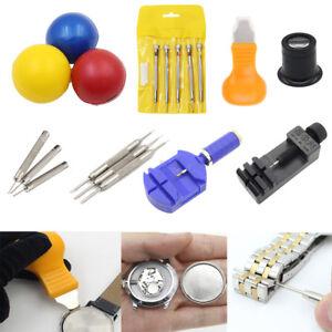 Watch-Repair-Tool-Kit-Remover-Case-Opener-Screwdriver-Pin-Holder-Adjuster-Strap