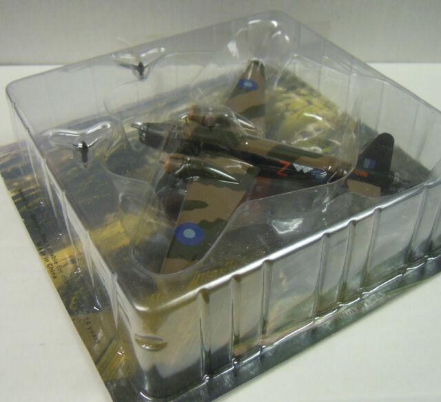 Vickers Wellington Mk.x , Finshed Model, Atlas , 1:144, Metal, New