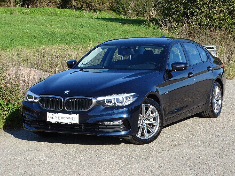 BMW 530i Billede 4