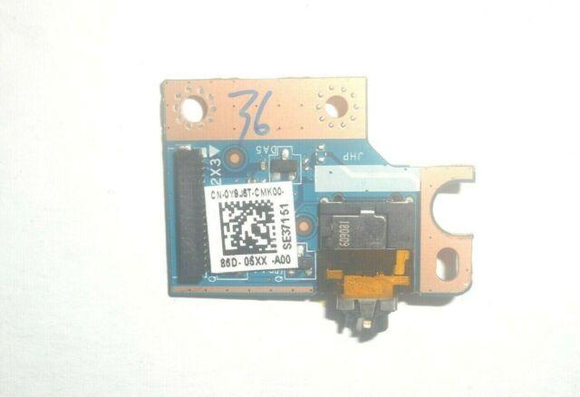 Dell Latitude 3189 Daughter IO Board with Audio Port Audio Board Y9J6T Tested