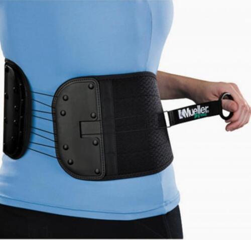 Mueller Lumbal Rückenaktivbandage mit herausnehmbarer Pellote. Rückenstütze