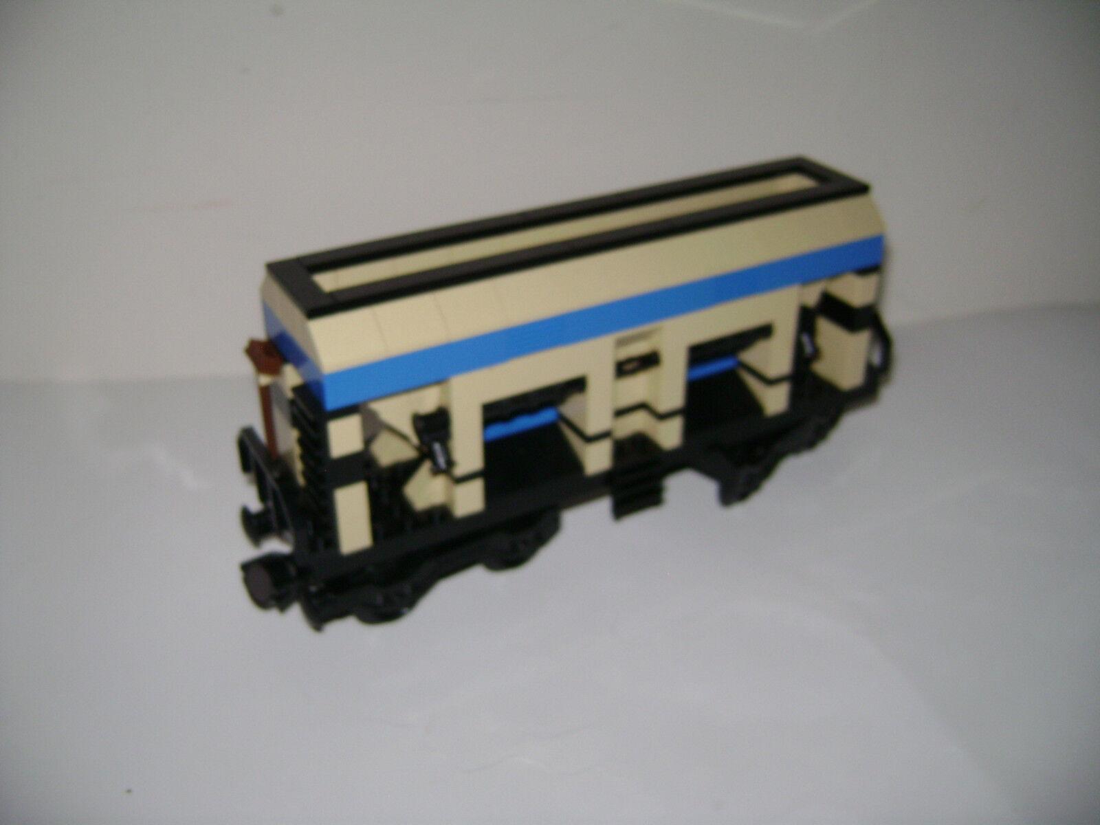 LEGO 10017 MY MY MY OWN TRAIN HOPPER WAGON GREAT CONDITION 557ec6