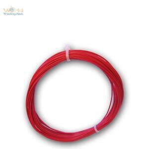 (0,30 €/m) 10m Toron Rouge Einadrig Flexible 0,25mm² Boutons Toron Boutons Fil Lütze