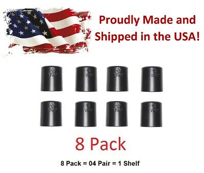 """USA SELLER   6 Packs Metro /& Others Shelf Clips for 1/"""" Pole"""