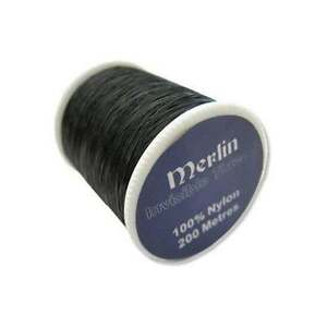 200 metros hilo de coser de nailon invisible Sew Hobby Components Merlin