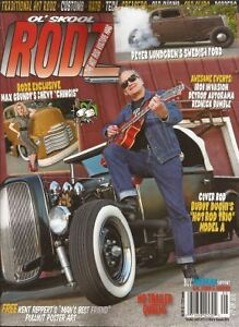 Ol-039-Skool-Rodz-magazine-77-1950-Chev-COE-1932-Ford-1954-Buick-Special