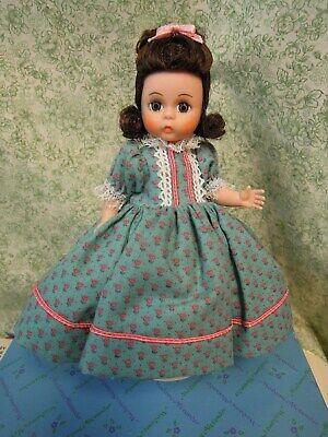"8 /""Madame Alexander Doll BETH From Little Women Collection Original Box Mint"