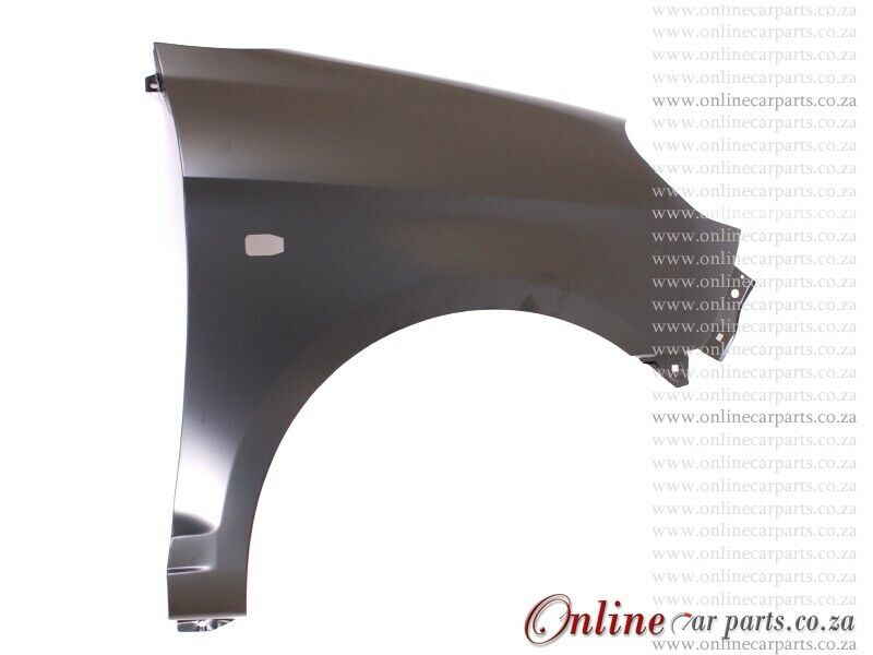 KIA Picanto MK II Right Hand Side Front Fender + Holes 2008-2010