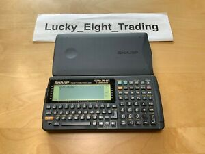 Sharp Pocket Computer PC G850 Function Calculator Tested [H]