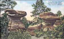 (cve) Colorado Springs CO: Garden of the Gods, Toad and