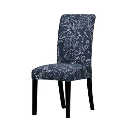 Stuhlhussen Stretch Stuhlbezug Universal Stuhlüberzug 10 farben