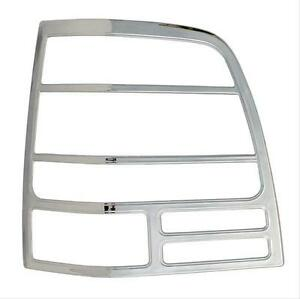 Image Is Loading Ford Expedition 2003 2005 Abs Tail Light Bezels