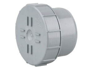 Osma-Soil-PVC-U-Access-Plug-GREY-BLACK-WHITE-110mm-P-E-4S292g-4S292-Wavin