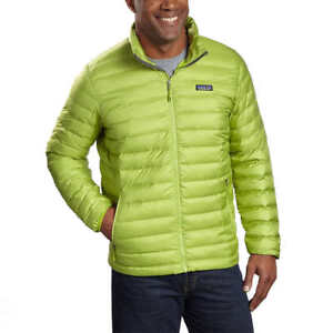 0f10595d3c0 NWT Mens Green Patagonia Down Sweater Puff Jacket 800 fill Goose ...