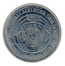 DDR-BERLINO-BFC Dynamo-fussballmeister della RDT 1982-prestigio (9938/725n)
