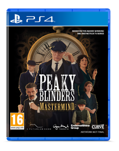 Peaky Blinders: Mastermind PS4 Neuf sous blister