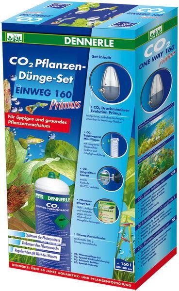 IMPIANTO IMPIANTO IMPIANTO CO2 ACQUARIO DENNERLE PRIMUS 160 CON BOMBOLA USA E GETTA fa89d1